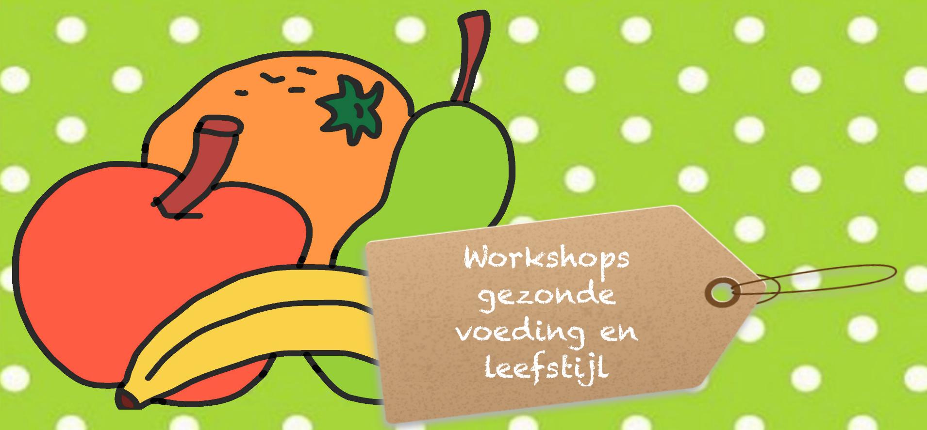 workshop gezond eten